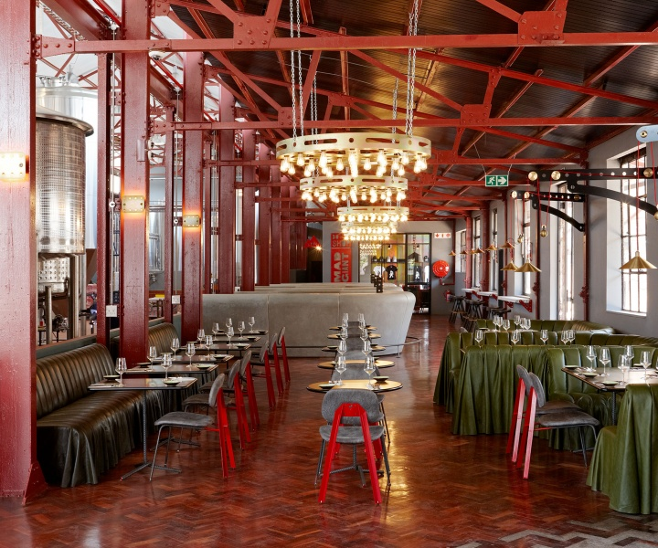 Crafty Cyclops: Mad Giant Beer's Johannesburg Brewery and Restaurant