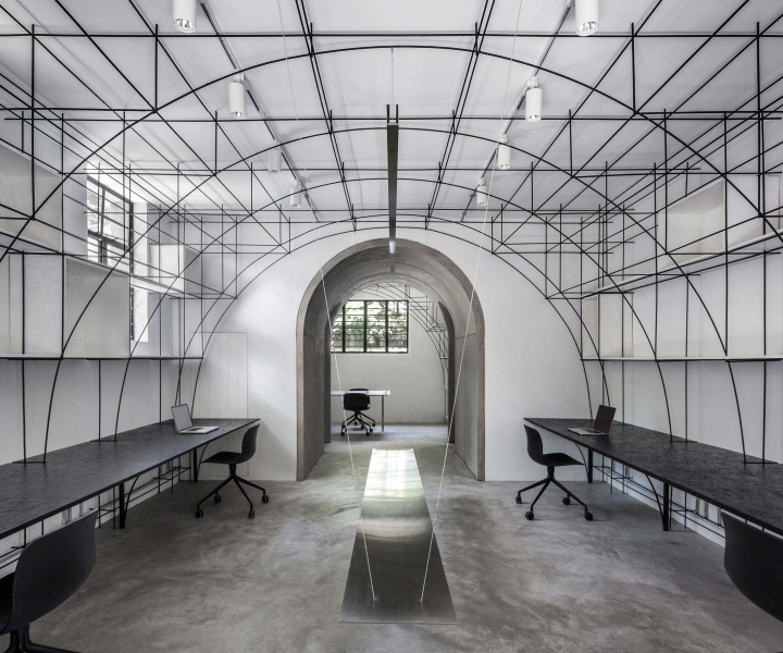 MONOARCHI's New Shanghai Office Pays Tribute to its Historic Location