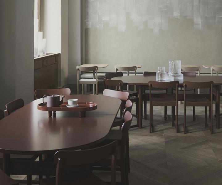 Nordic Craftsmanship Reinvented: The New Restaurant of Stockholm's Nationalmuseum