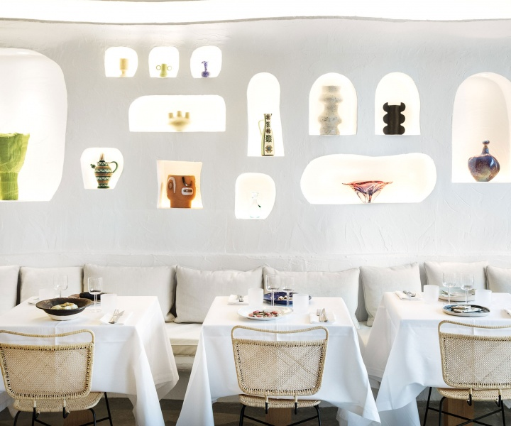 Oursin Restaurant: Jacquemus Brings a Taste of Mediterranean Summer to the Heart of Paris