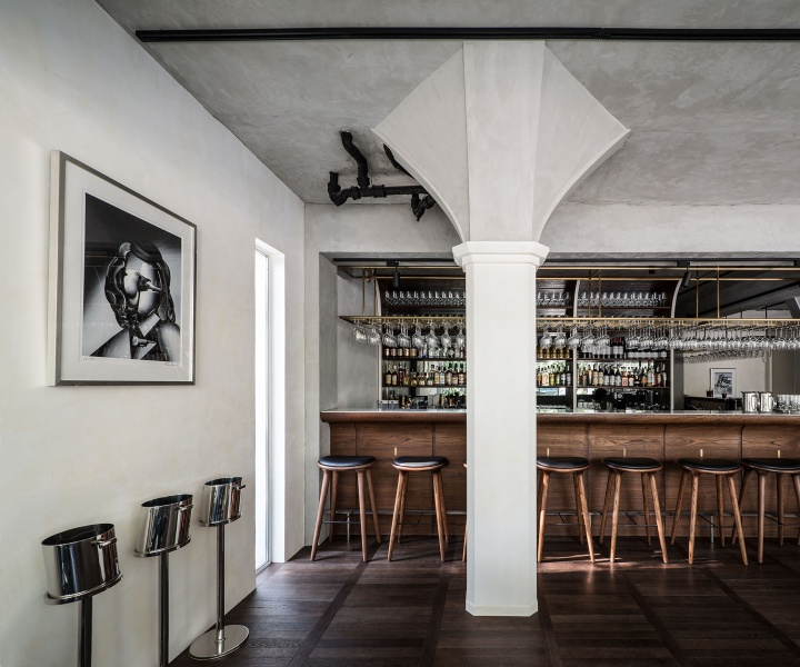 Oyster Bar by Fujin Tree: Parisian Style Dining in Taipei