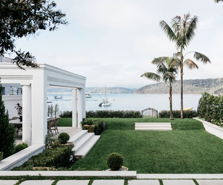 Indoor/Outdoor Holiday Living by Alexander & Co. in Palm Beach, Sydney