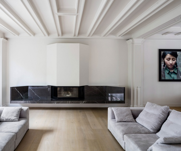 Maison à Colombages: a Stunning 19th-Century Restoration in Southeast Paris