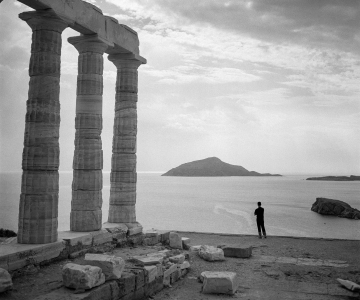 Aegean Memories: Photographer Robert McCabe Talks to Yatzer