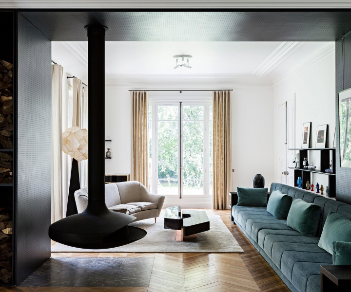 An Aesthete's Dream: Saint Cloud Residence by Tristan Auer