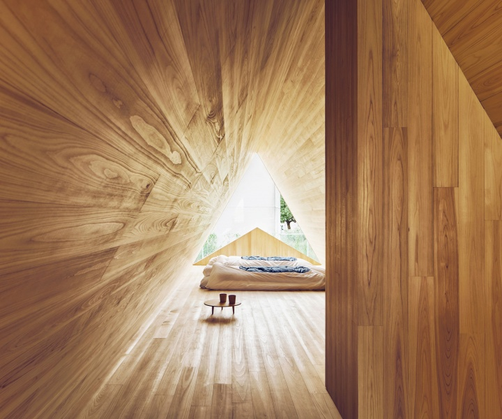 Samara, Airbnb's Design Studio, Builds Community-run Rental in Yoshino, Japan