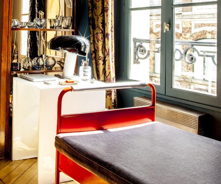 Shinsuke Kawahara's Whimsical Paris Apartment