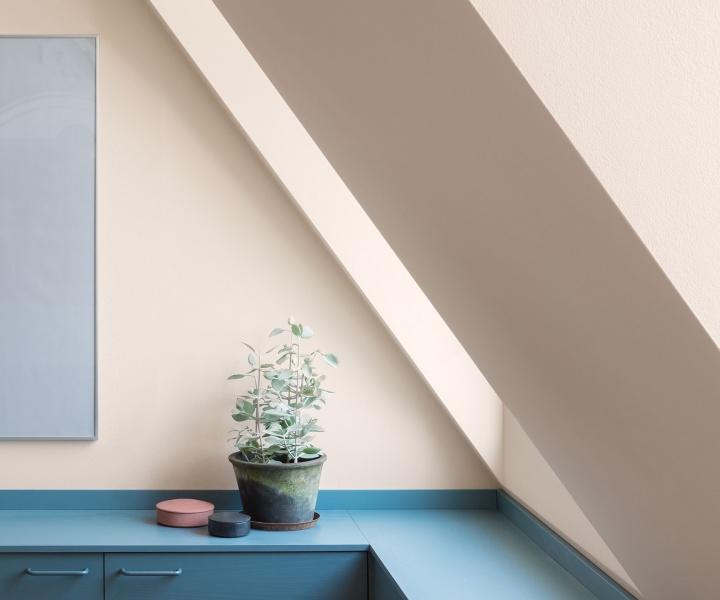 Inner City Blues: Casa Ljungdahl in Stockholm, Sweden by Note Design Studio