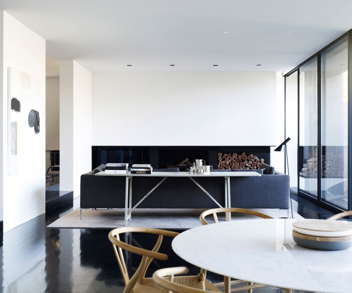 South Yarra Residence By Carr Design Group In Melbourne, Australia