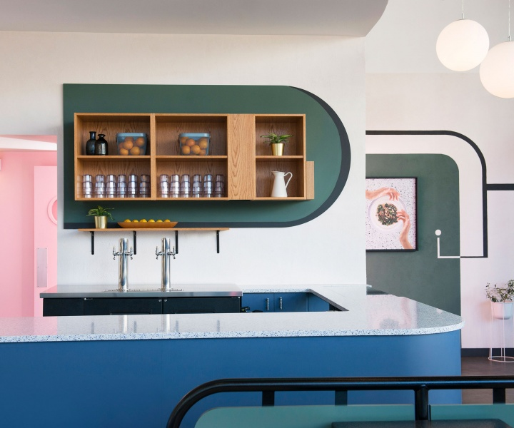 The Quirky Retro Superbaba Restaurant Brings the Middle East to Victoria, BC
