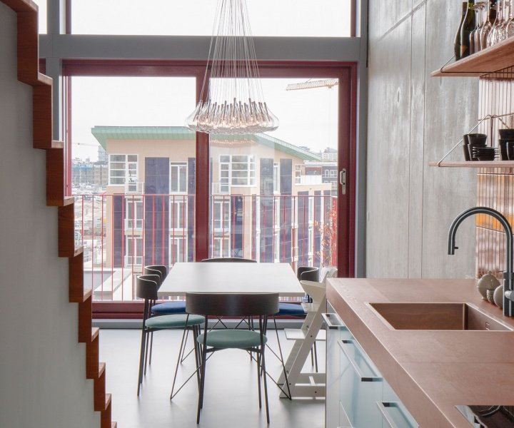 Superlofts: Modern Living in Amsterdam's Houthaven Development