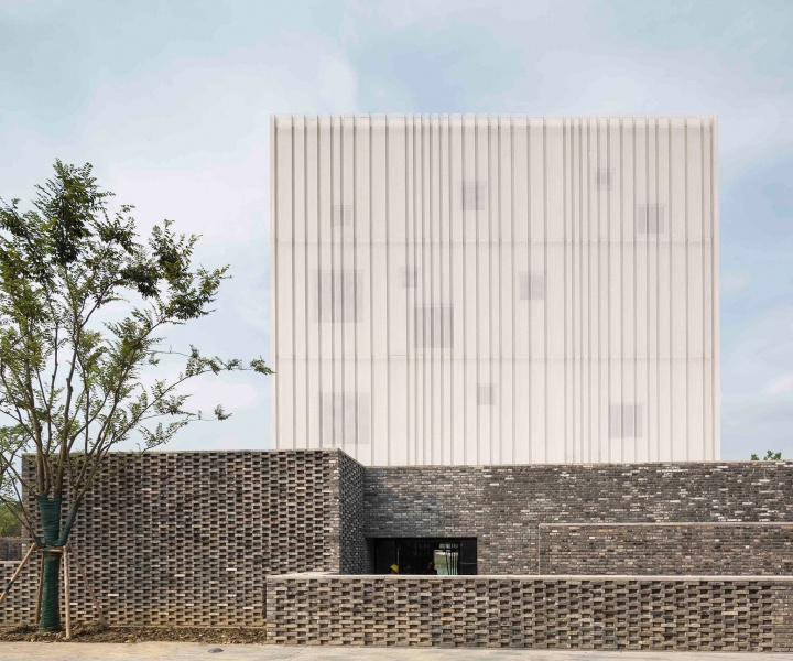 Blanc Beacon: The Suzhou Chapel by Neri&Hu