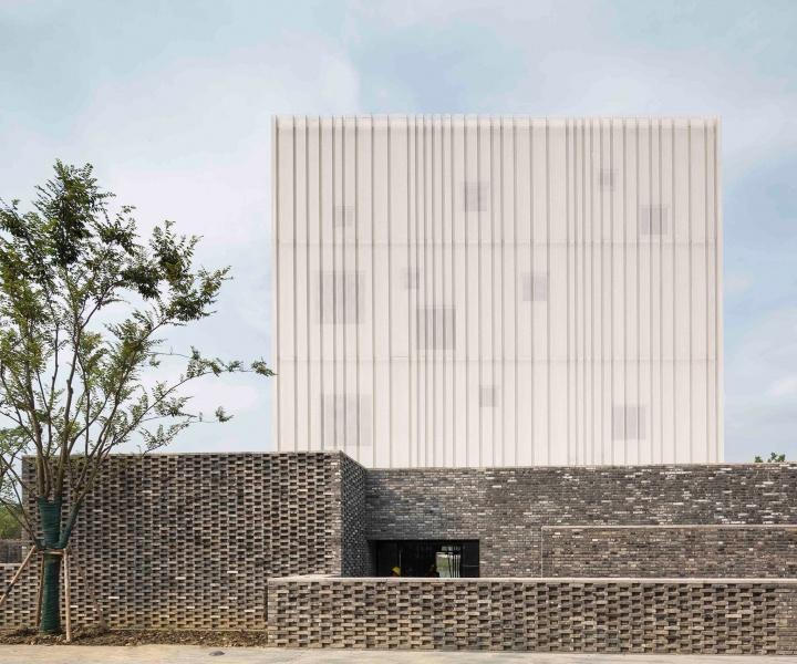 Blanc Beacon: The Suzhou Chapel by Neri&Hu