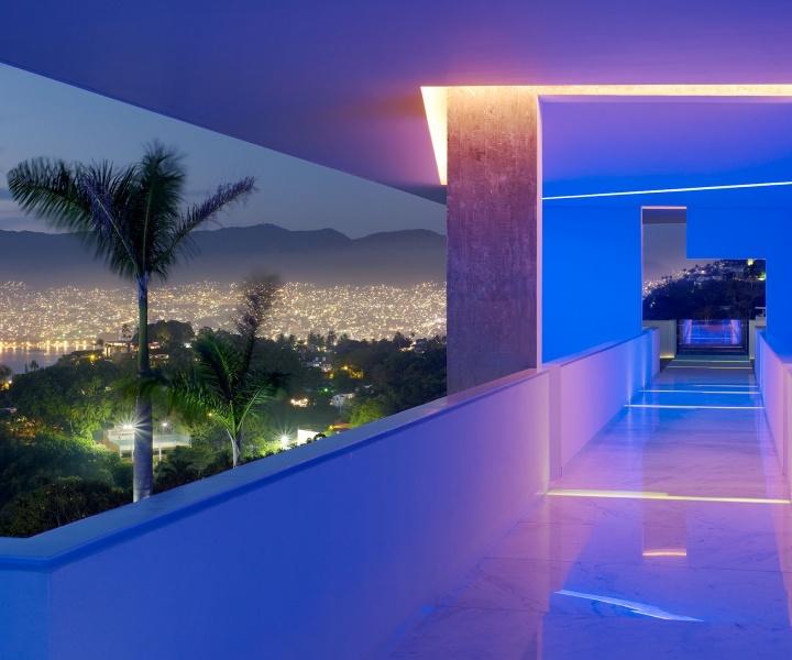 The Encanto Hotel in Acapulco, Mexico