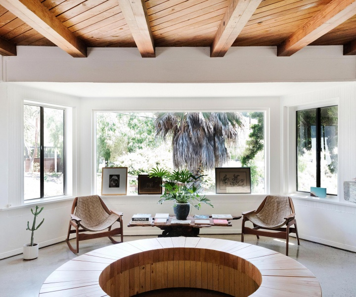 The Revamped Mid-Century Charm of The Native Hotel in Malibu