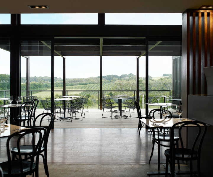 The Salix Bistro In Victoria's Mornington Peninsula, Australia