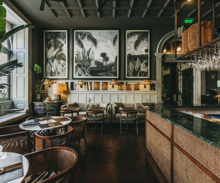 Torel 1884: A Boutique Hotel in Porto Showcases the Wonders of the Age of Discovery
