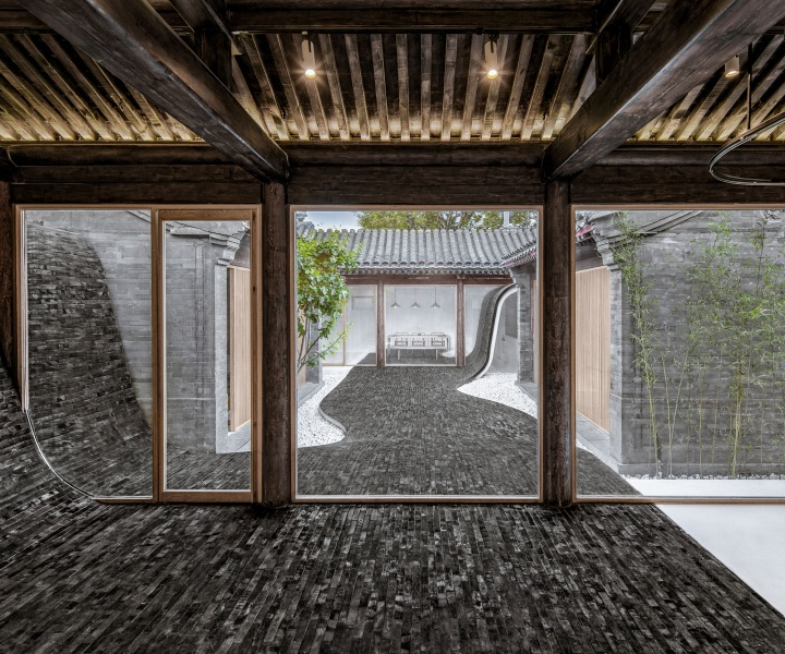 Twisting Tales: the Chinese Courtyard Reimagined by Archstudio