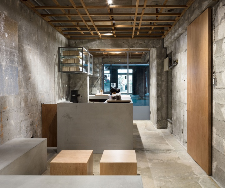 Past & Present Effortlessly Merge in Yusuke Seki's Minimalist Coffee Shop in Japan