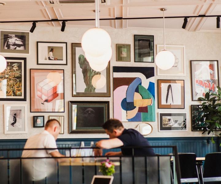 The Cosmopolitan Eclecticism of Zenit Restaurant in Krakow