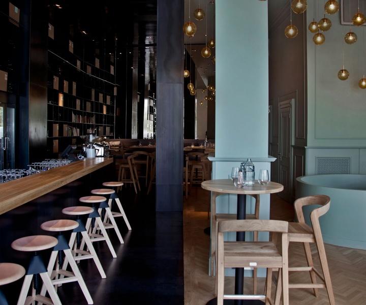 ZONA Wine Bar and Restaurant in Budapest, Hungary