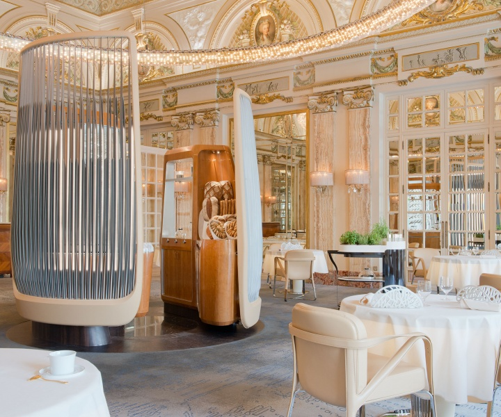 A New Belle Epoque for Alain Ducasse at the Hôtel de Paris in Monte-Carlo