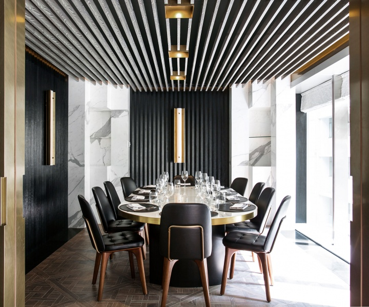 Beefbar Restaurant in Hong Kong: Raw and Well Done
