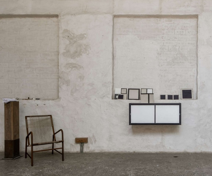 The Beauty of Humble Materials: Studio Mumbai at Maniera Gallery in Brussels