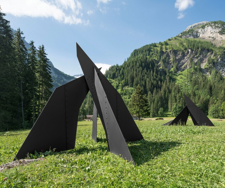 Sculptural Slopes: Hauser & Wirth Brings Calder to the Alps