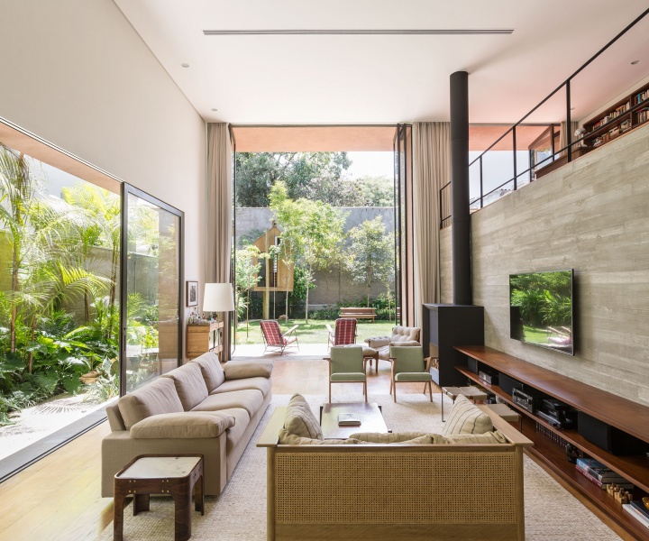 Casa Pinheiros: Contemporary Modernism in the Subtropics
