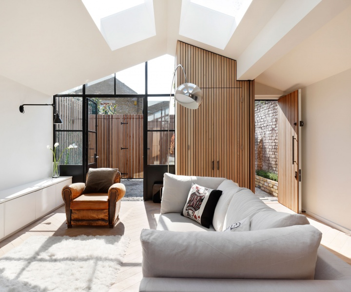 A Timber Shed Finds New Life as a Modern Residence of Impeccable Craftsmanship