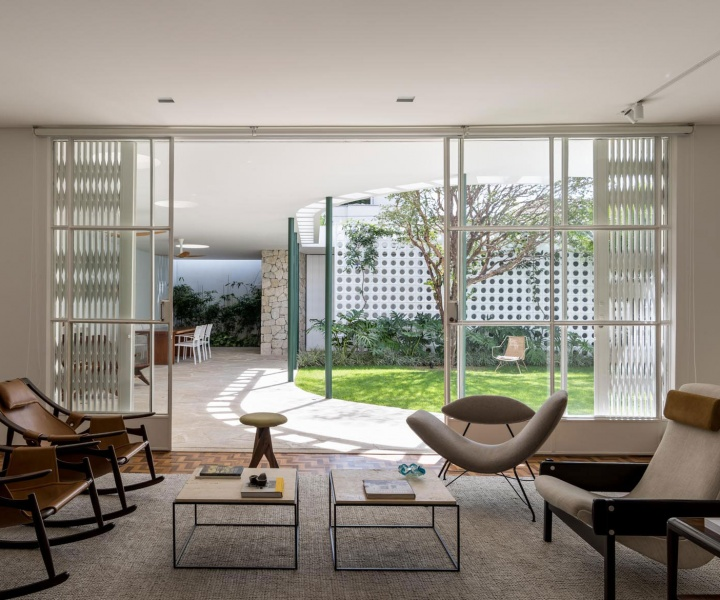 Casa CSF: A Modernist Gem Is Revived in São Paulo