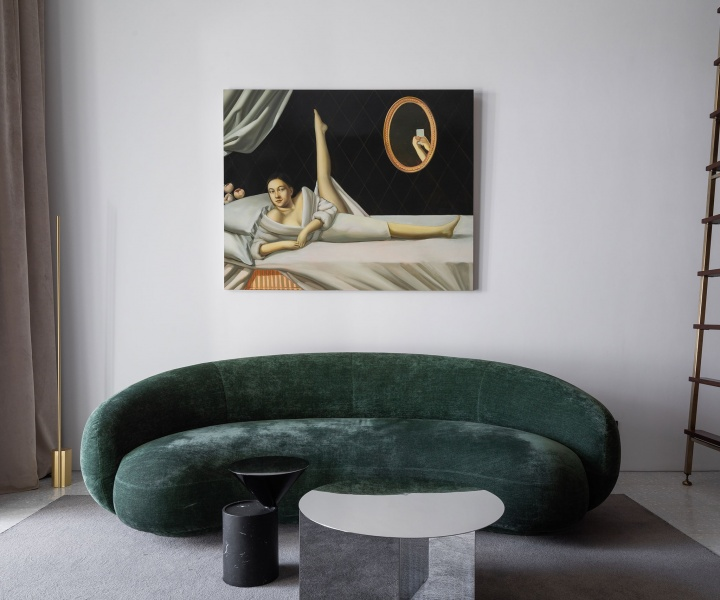 The Timeless Elegance of Arch(e)type's Art Concierge & Café in Moscow