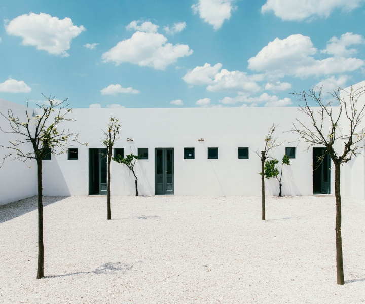 Ascetic Elegance: Masseria Moroseta Welcomes Travellers in Puglia, Italy