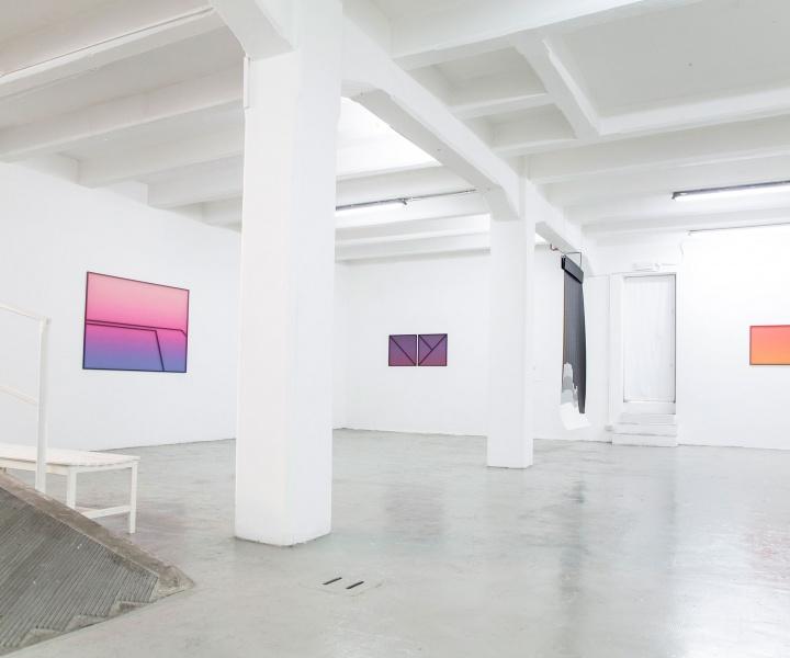 Minimal in Milan: Matter Matters at The Flat - Massimo Carasi Gallery