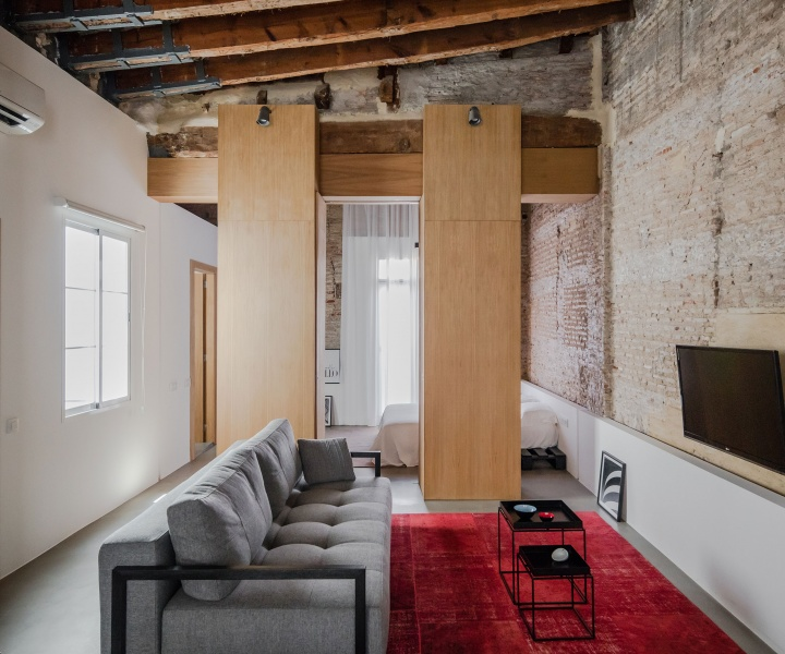 Apartment Musico Iturbi: An Architectural Palimpsest at the Heart of Valencia