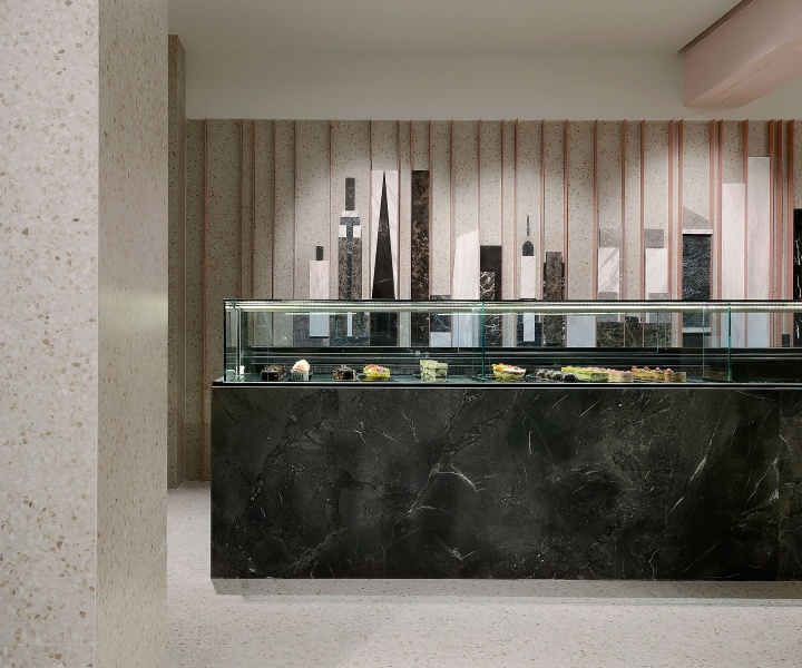 A Modern Urban Renewal for New York Sweets Pastry Shops in Nicosia, Cyprus