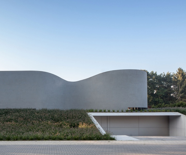 Villa MQ in Tremelo, Belgium by Office O Architects