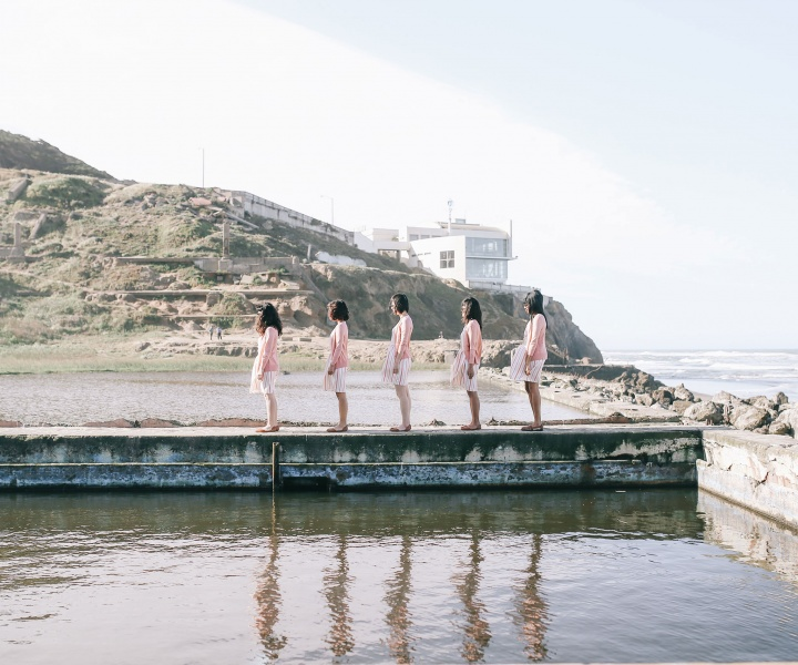 Of a Repetitive Kind: Photographic Multiportraits by Diane Villadsen