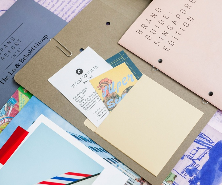 An Unusual City Guide Introduces us to Singapore's Best-Designed Brands