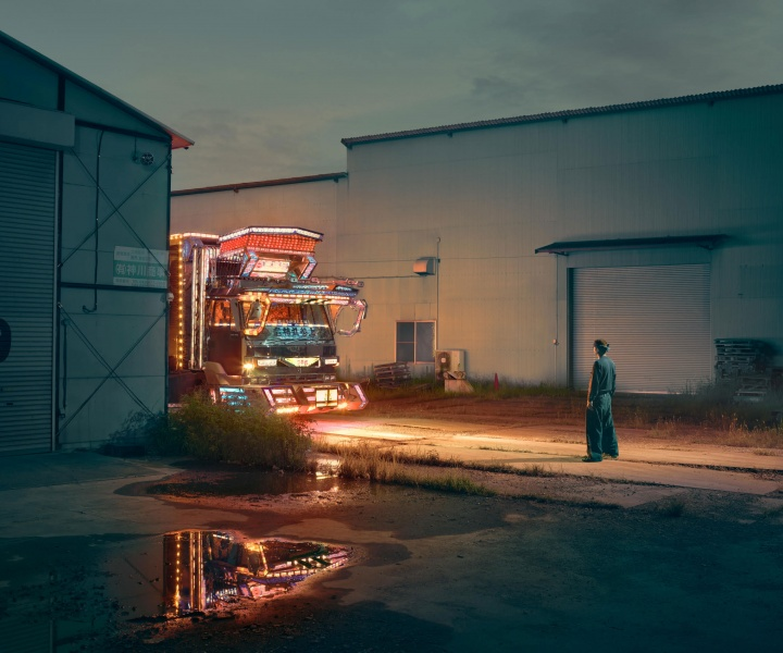 Dekotora: Todd Antony's Stylized Documentation of Japan's Pimped-Up Trucks