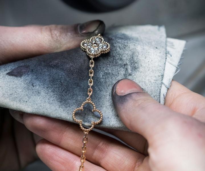 Van Cleef & Arpels Celebrates Half a Century of the Alhambra Design