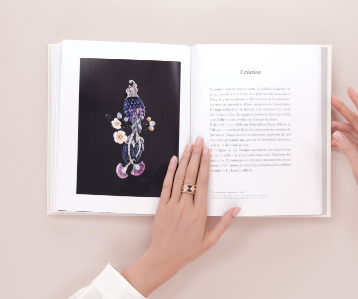 An Exercise in Style: A Book with 25 Words by Van Cleef & Arpels and Gallimard
