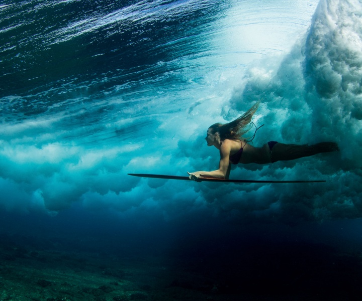 A Surf Odyssey: Riding the Waves Around the World