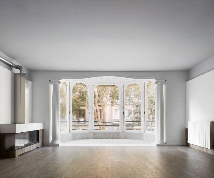 The Incredible Transformation of a Stately Apartment in Barcelona