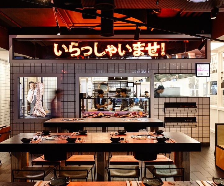 Japanese Order and Chaos are Served at Tetsujin, by Architects EAT