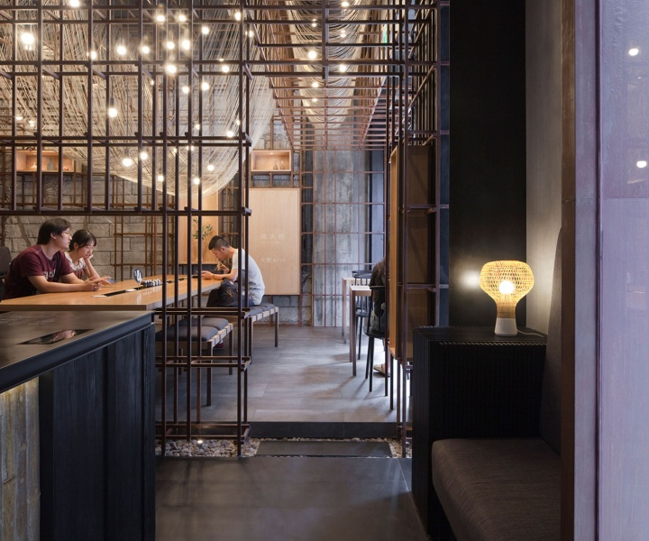 The Noodle Rack: New-Age Dining, Under the Poetic Light of Tradition