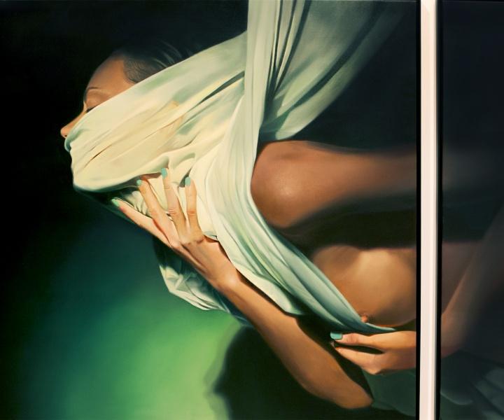 Hyperrealism Meets Surrealism in Mike Dargas' Seductive Portraits