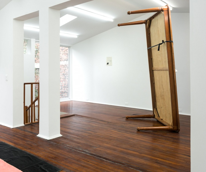 Knots of Time: Carlos Alfonso at Sketch Room Gallery in Bogotá, Colombia