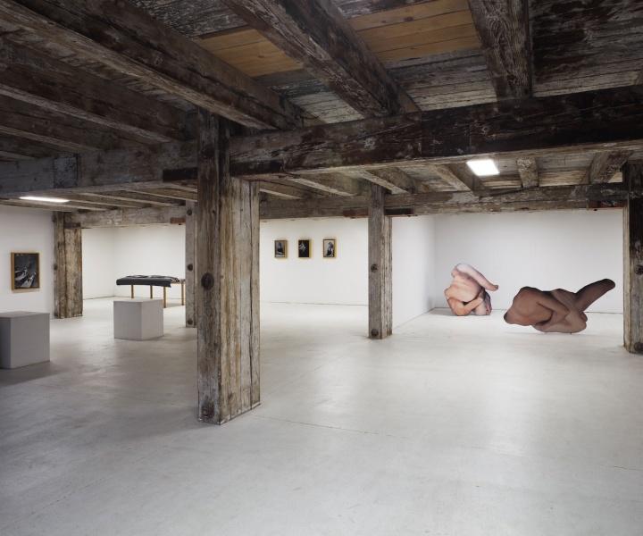 """""""Average Deviation"""": Dorottya Vékony's Hauntingly Corporeal Exhibition in Budapest"""